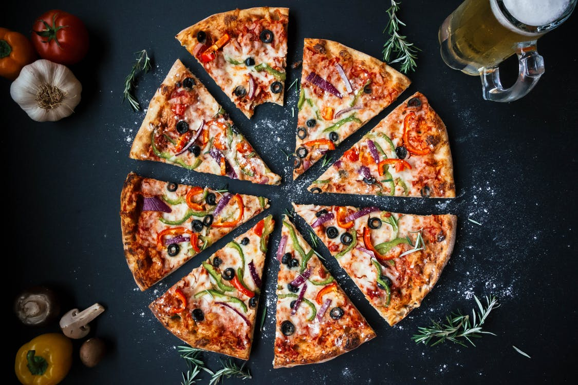Czy pizza może być fit?